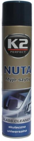 K2 NUTA SPRAY 600 ml - čistič skel, K506