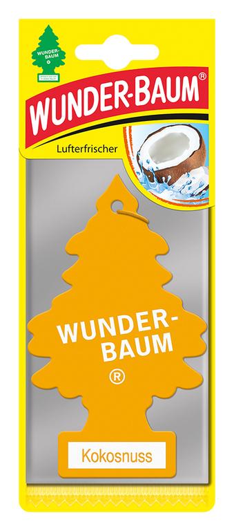 Osvěžovač  WUNDER BAUM - KOKOSNUSS