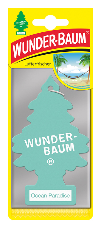 Osvěžovač WUNDER BAUM - OCEAN PARADISE