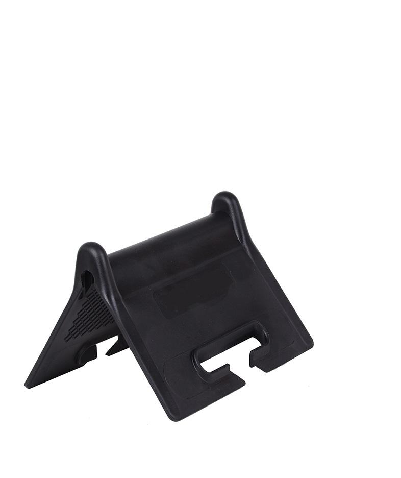 Ochranný roh 130x100 mm černý, KPSW černý B/N