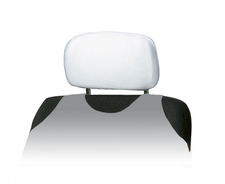 Potah opěrky hlavy bílý, 5-3001-251-1080