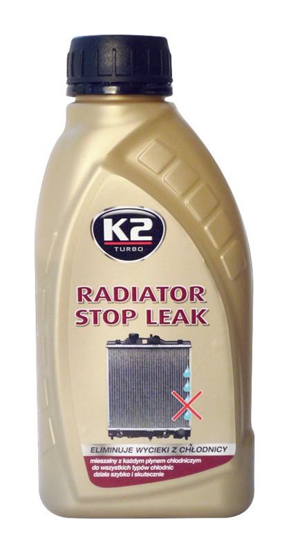 K2 RADIATOR STOP LEAK 400 ml - utěsňovač chladiče a chladicího systému, T231