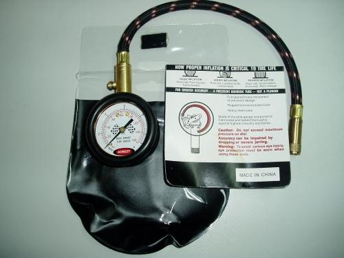 Pneuměřič s hadičkou 11kPa, tpg-001