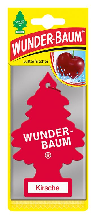 Osvěžovač  WUNDER BAUM - TŘEŠNĚ