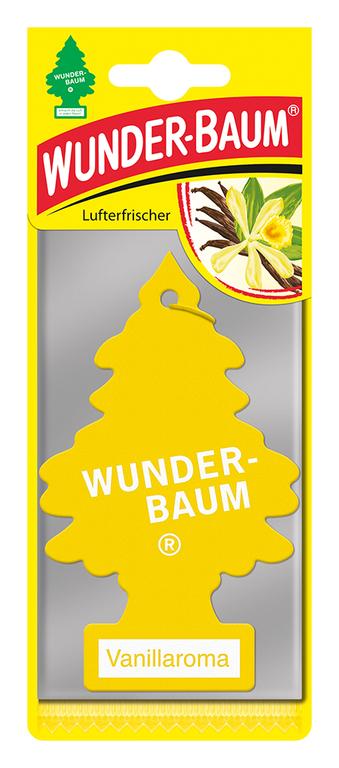 Osvěžovač  WUNDER BAUM - VANILLAROMA