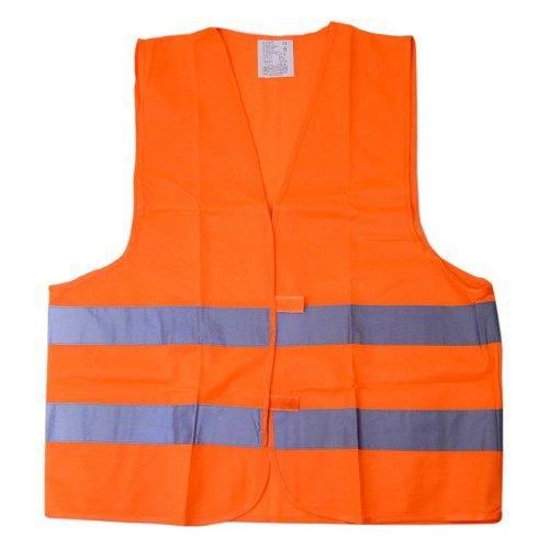Výstražná reflexní vesta XXL oranžová 01512