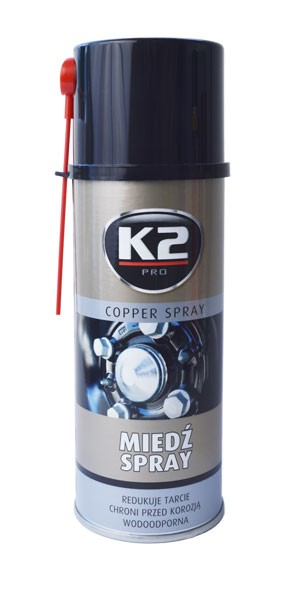 K2 COPPER SPRAY 400 ml - měděný sprej , W122
