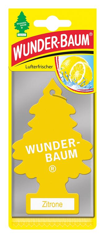 Osvěžovač  WUNDER BAUM - CITRON