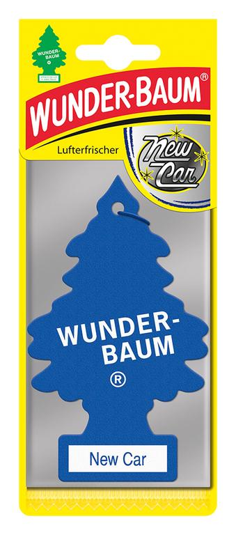Osvěžovač  WUNDER BAUM - NEW CAR