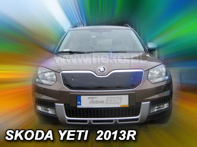 Zimní clona Yeti 5d 13R-facelift CZ 074