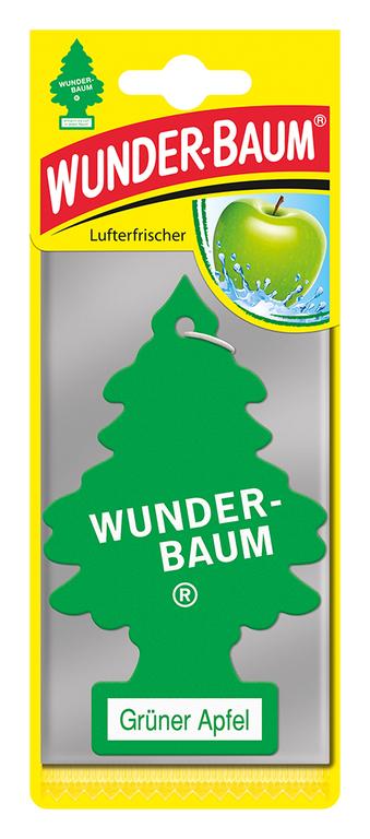 Osvěžovač  WUNDER BAUM - ZELENÉ JABLKO