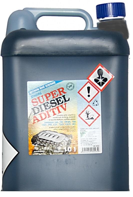 Diesel ADITIV VIF 1:1000 zimní, 10L