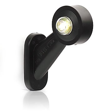 Světlo sdružené obrysové přední a zadní 12-24V LED W21.7