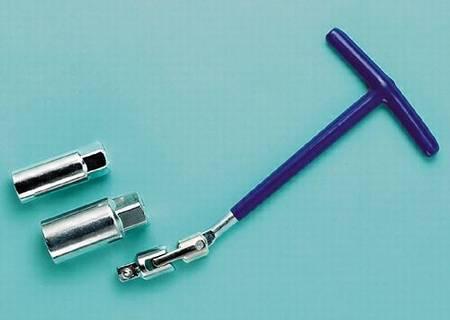Klíč na svíčky 16/21mm 29-006