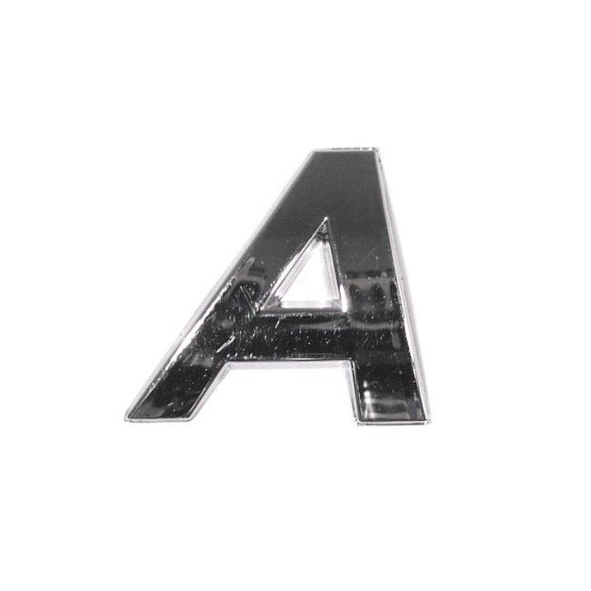 COMPASS Znak / car logo písmeno A PLASTIC