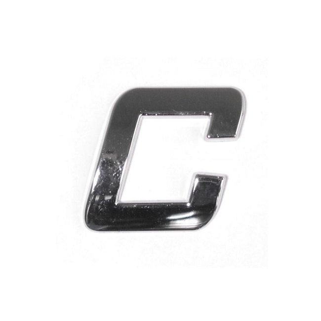 COMPASS Znak / car logo písmeno C PLASTIC