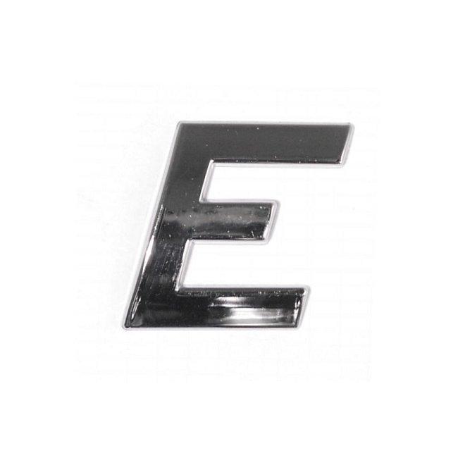 COMPASS Znak / car logo písmeno E PLASTIC