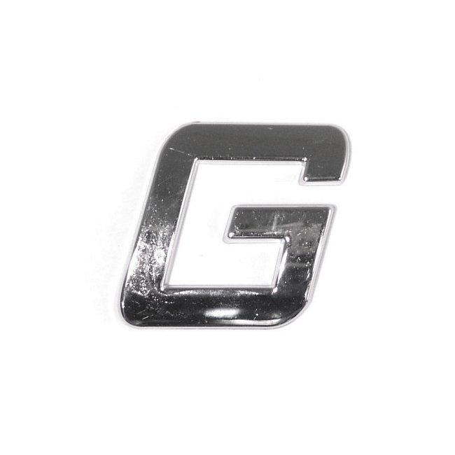 COMPASS Znak / car logo písmeno G PLASTIC