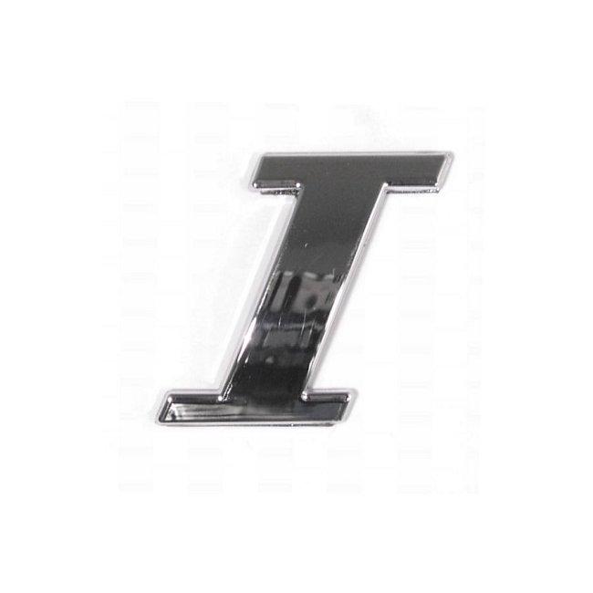 COMPASS Znak / car logo písmeno I PLASTIC