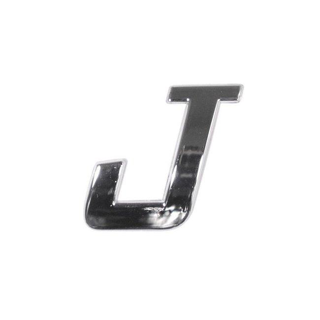 COMPASS Znak / car logo písmeno J PLASTIC