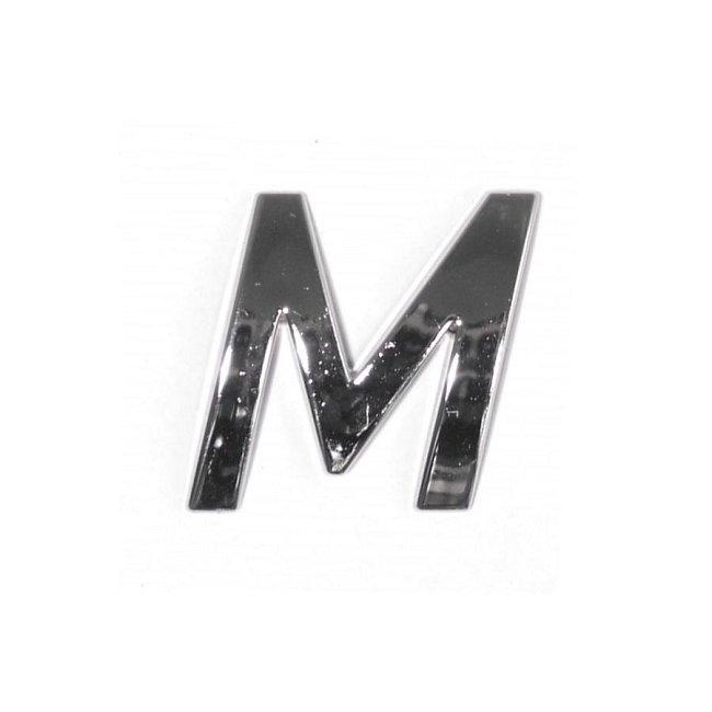 COMPASS Znak / car logo písmeno M PLASTIC