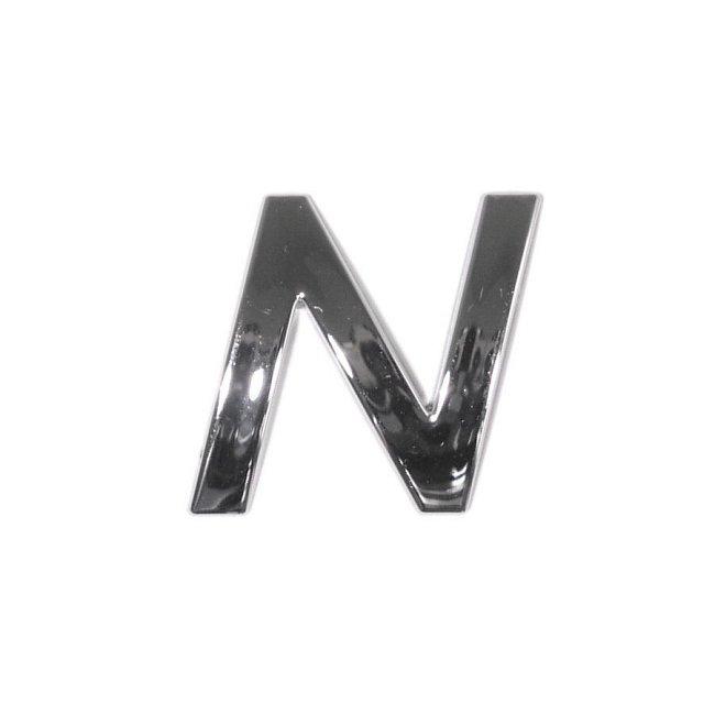 COMPASS Znak / car logo písmeno N PLASTIC