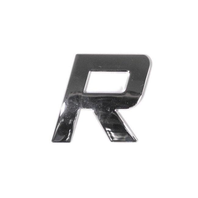 COMPASS Znak / car logo písmeno R PLASTIC
