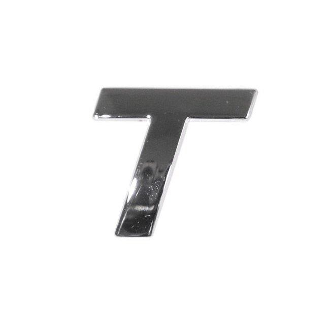 COMPASS Znak / car logo písmeno T PLASTIC
