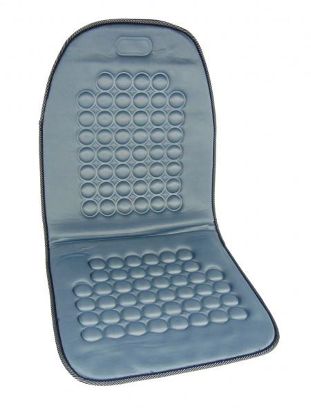 Univerzální potah sedadla s magnety šedý, 42029