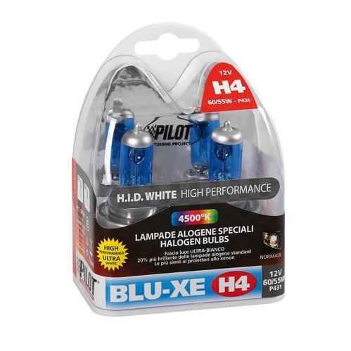 LAMPA (Italy) Autožárovka 12V H4 55W BLUE-XE 2ks