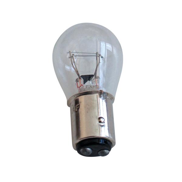 Žárovka 12V 21/4W dvouvláknová - balení 10 ks