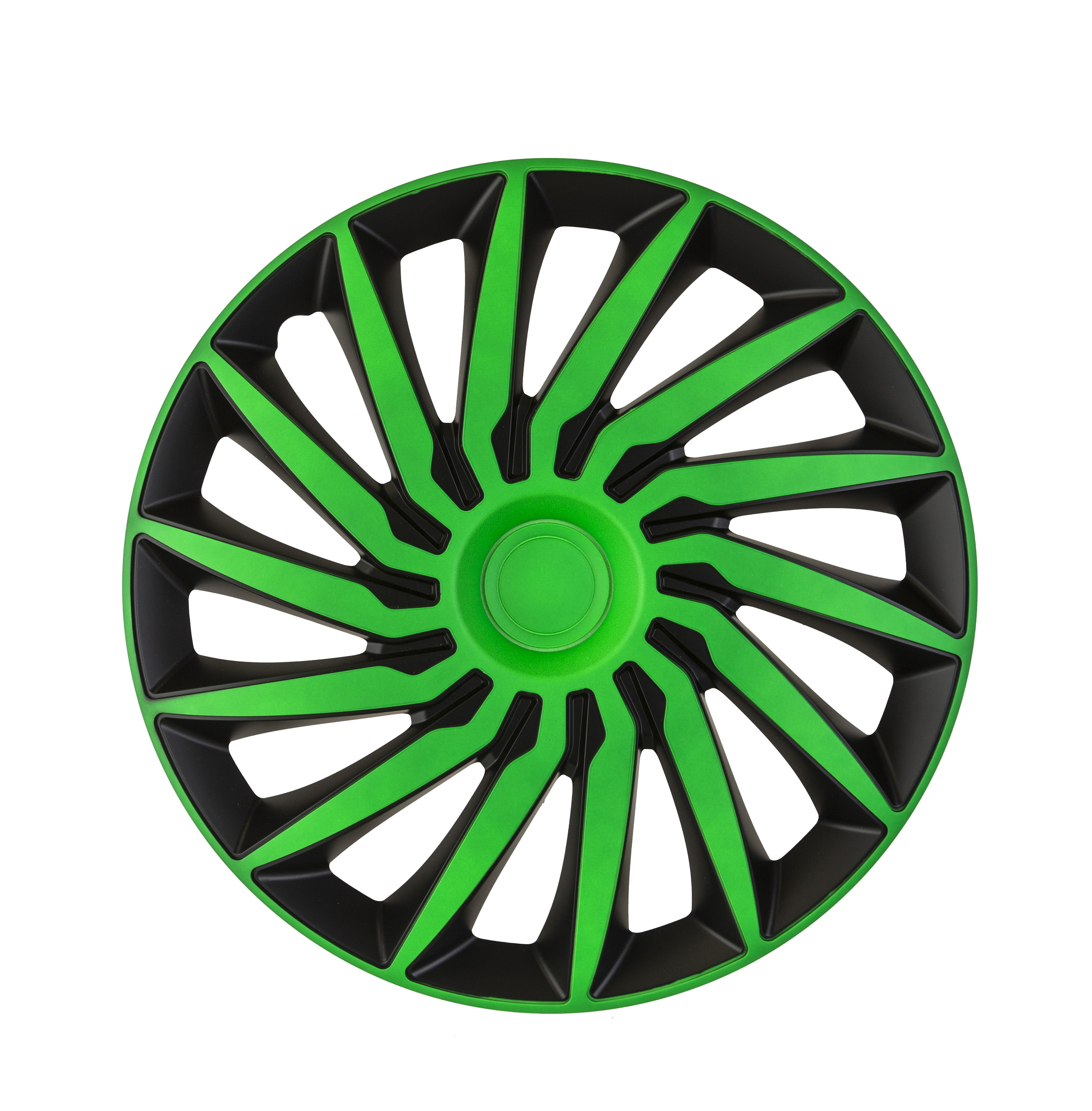 "Poklice 16"" KENDO GREEN/BLACK"
