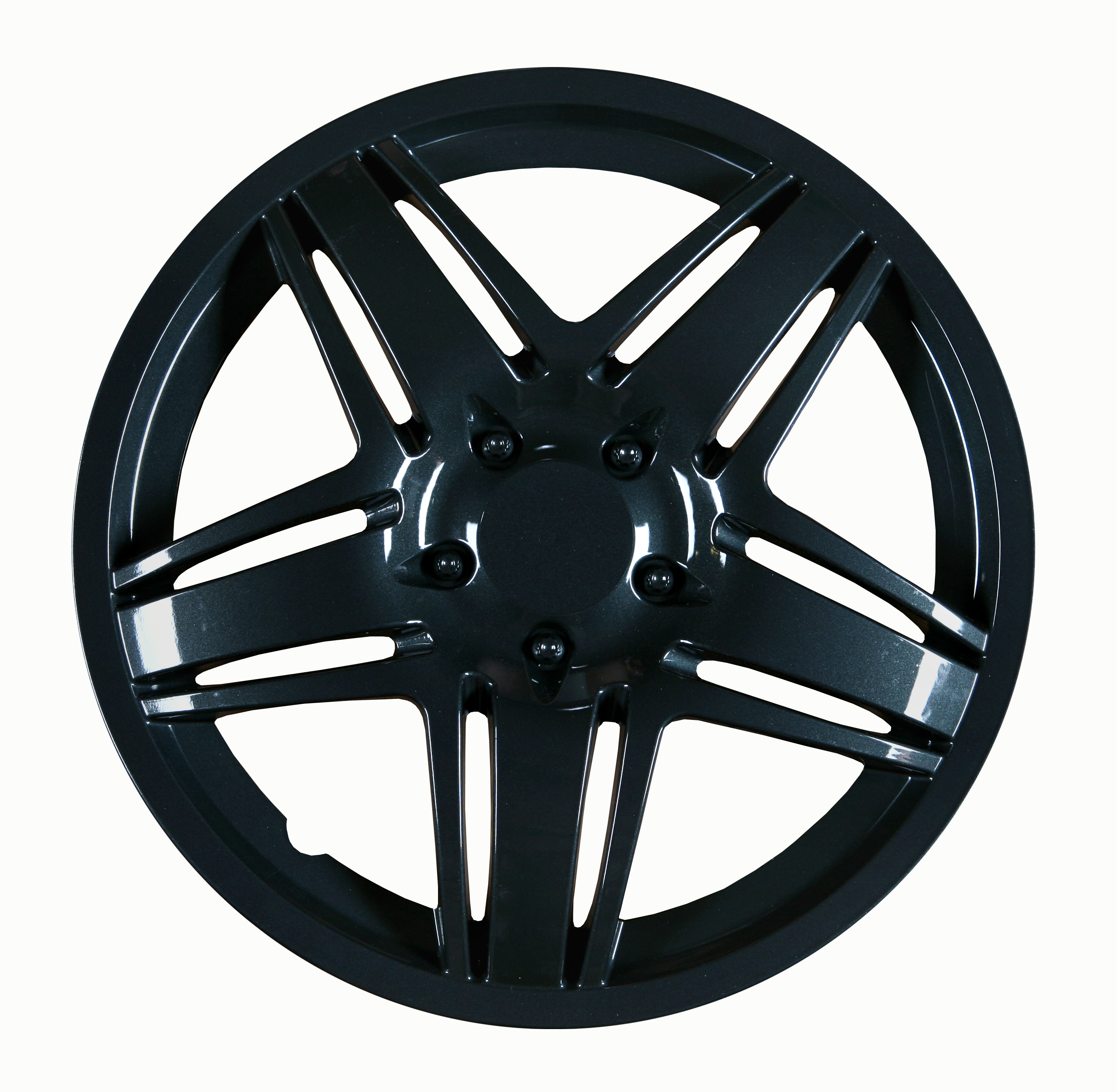 "JESTIC Poklice 14"" STAR BLACK"
