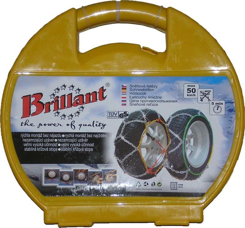 Sněhové řetězy Brilliant KN 30 17203