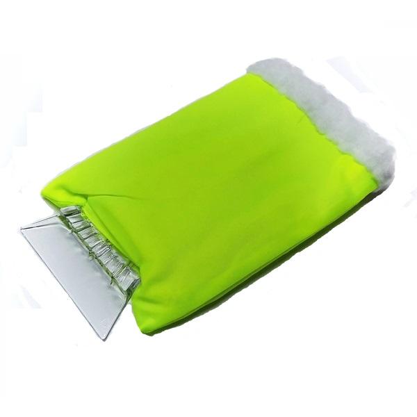 Škrabka na led s rukavicí, 10306