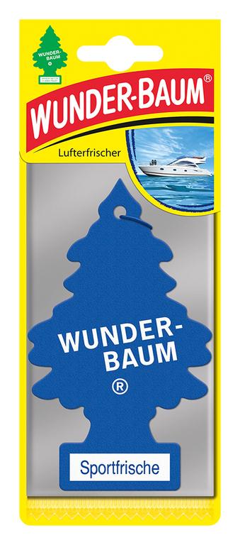 Wunderbaum vonný stromeček Sportfrische 5g 1ks