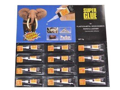 Den Braven Vteřinové lepidlo super glue 3g
