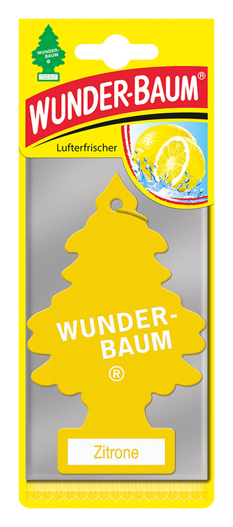 WUNDERBAUM Citron vonný stromeček 5g 1ks
